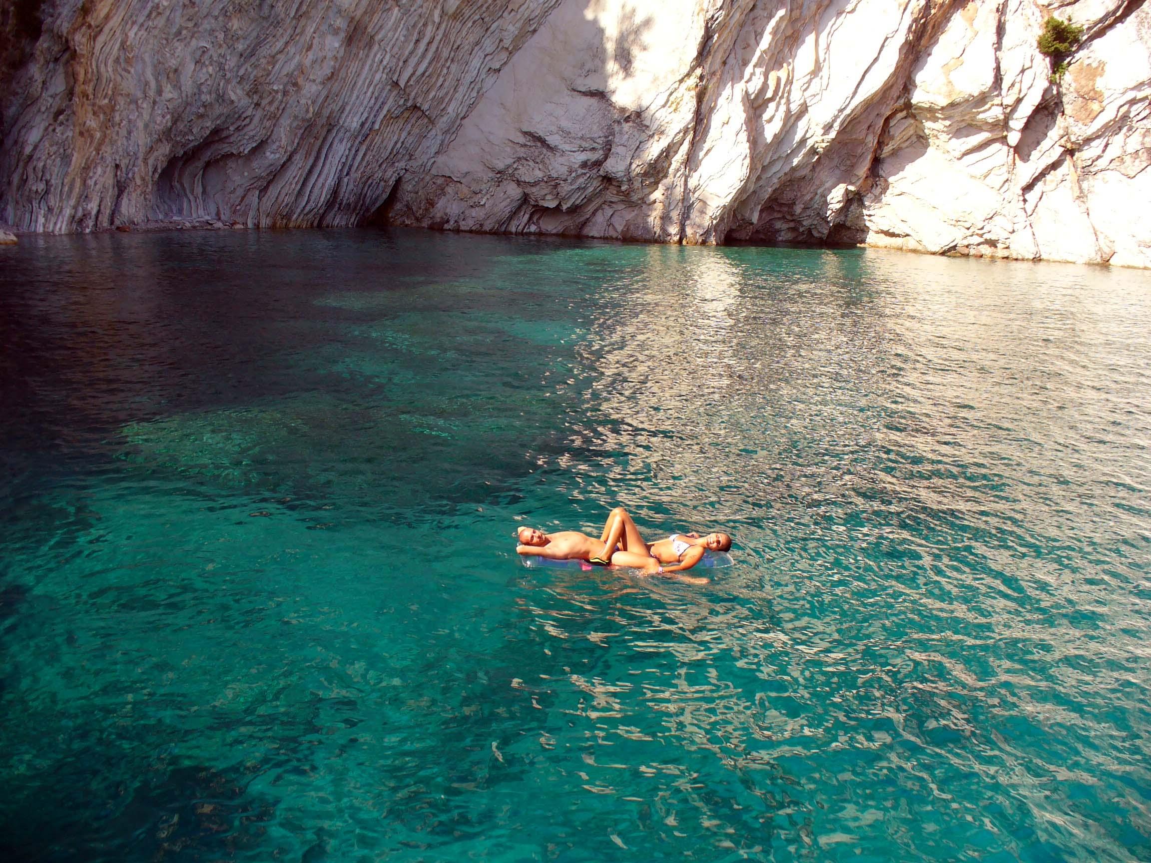 Vacanze a vela, Grecia ionica