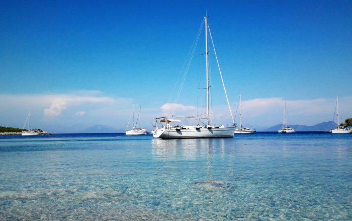 Vacanze a vela con skipper