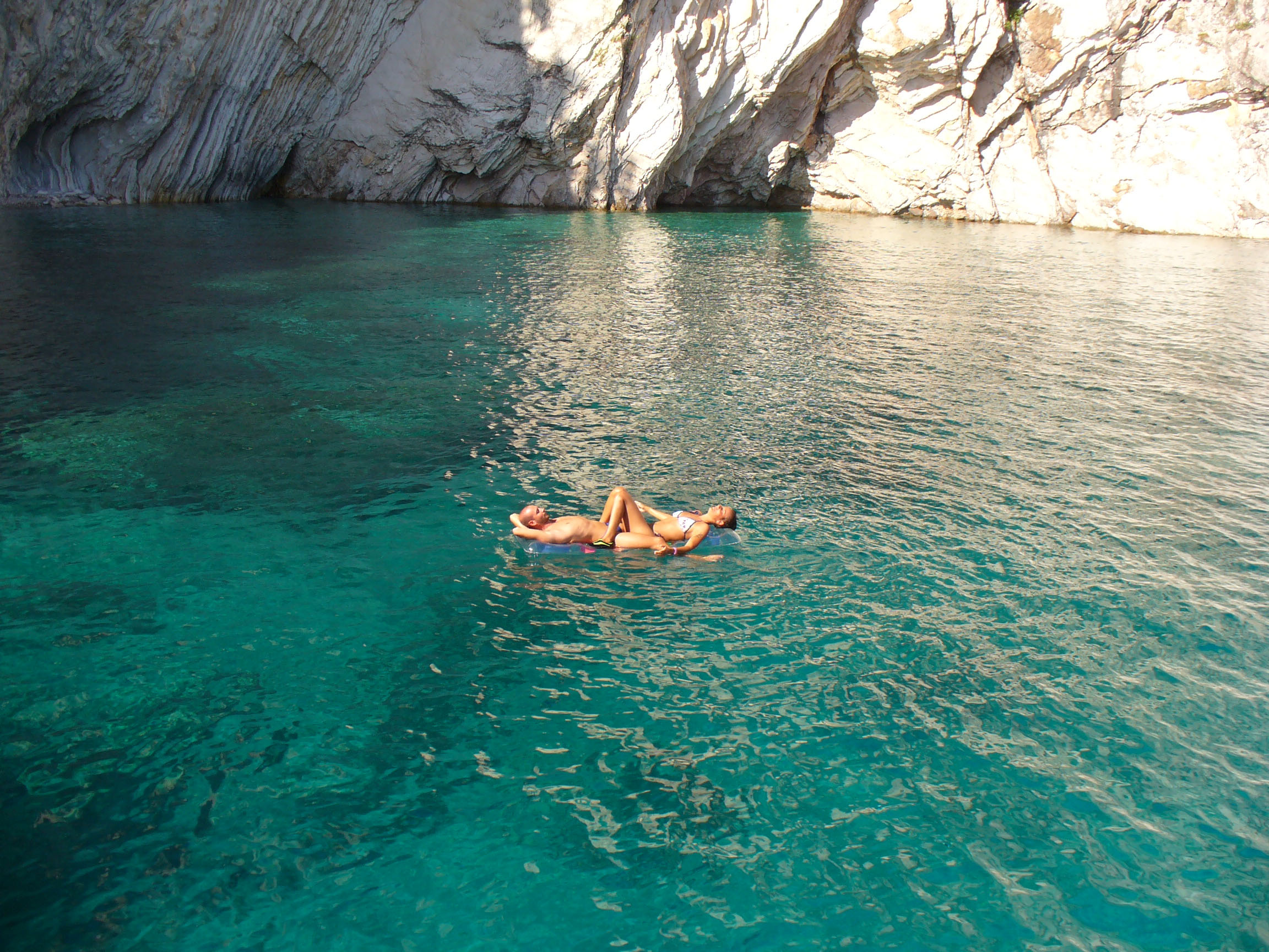 Settembre a vela in Grecia