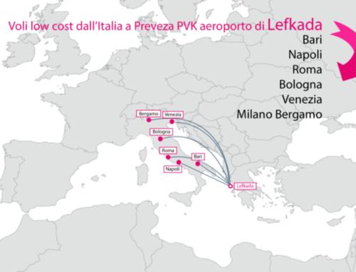 Come raggiungere Lefkada in aereo e traghetto