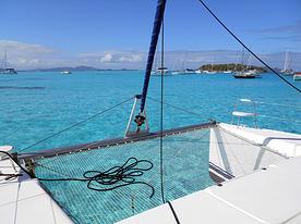 Vacanza in catamarano a Tobago Cays