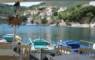 Vacanze in barca a vela, Kioni, Itaca