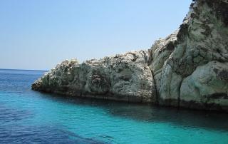 Crociere in barca, Meganisi