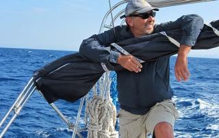 Skipper Tommaso Massari