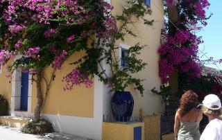 Vacanze a vela, Assos, Cefalonia
