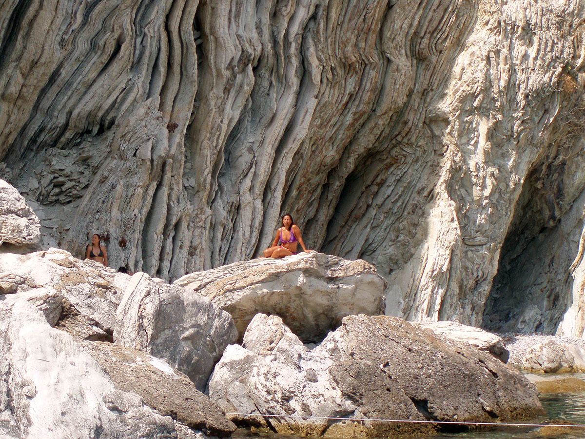 Vacanze in barca a vela, Grecia ionica