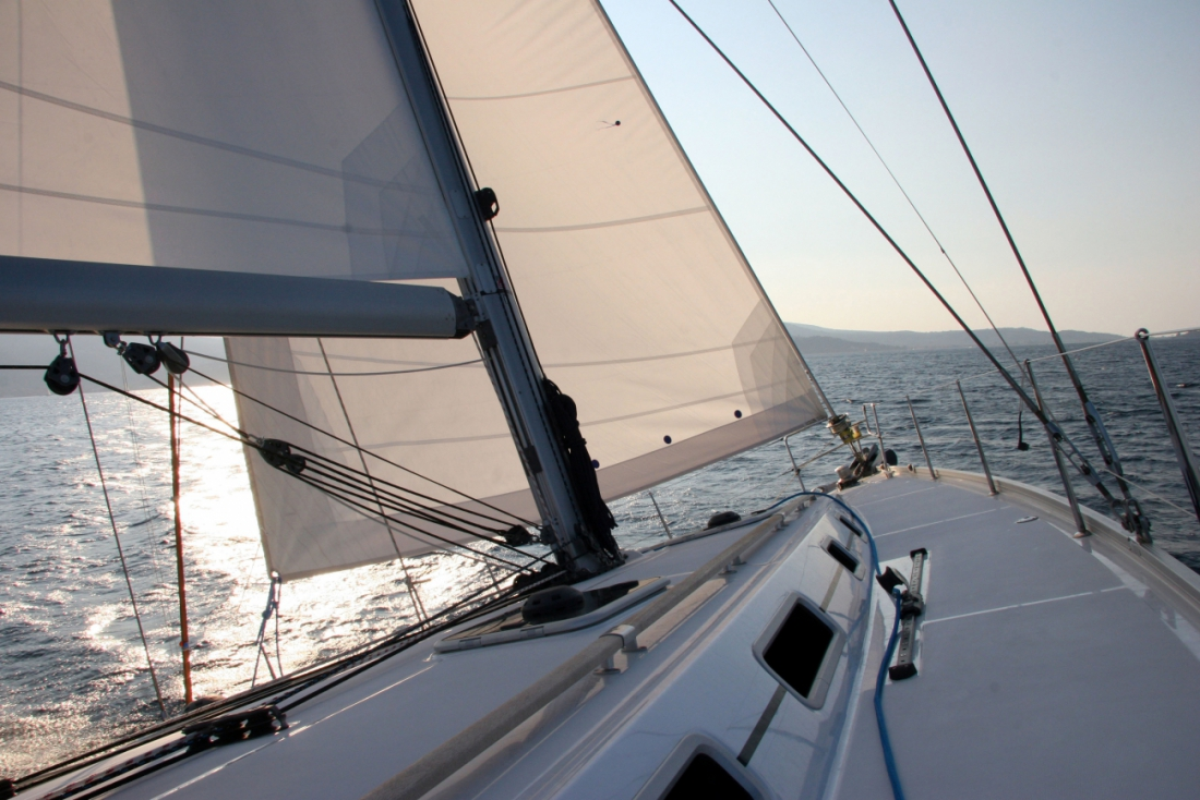 Big Mama, Beneteau Cyclades 50.5