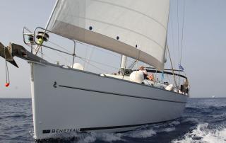 Crociera in barca a vela, Big Mama, Cyclades 50.5