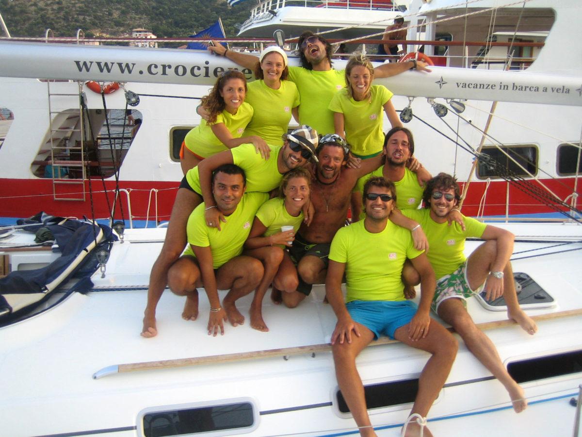 Vacanze per single, Grecia ionica