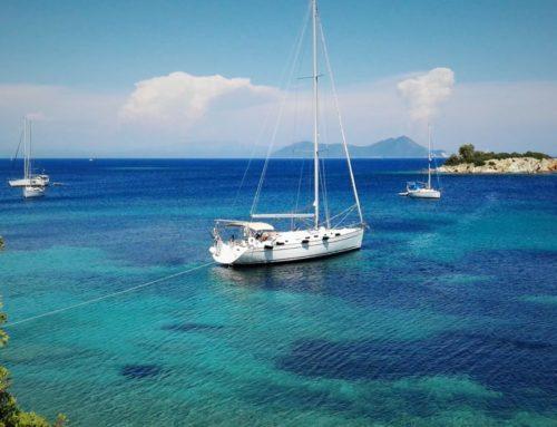 Vacanze a vela: le date degli imbarchi 2018