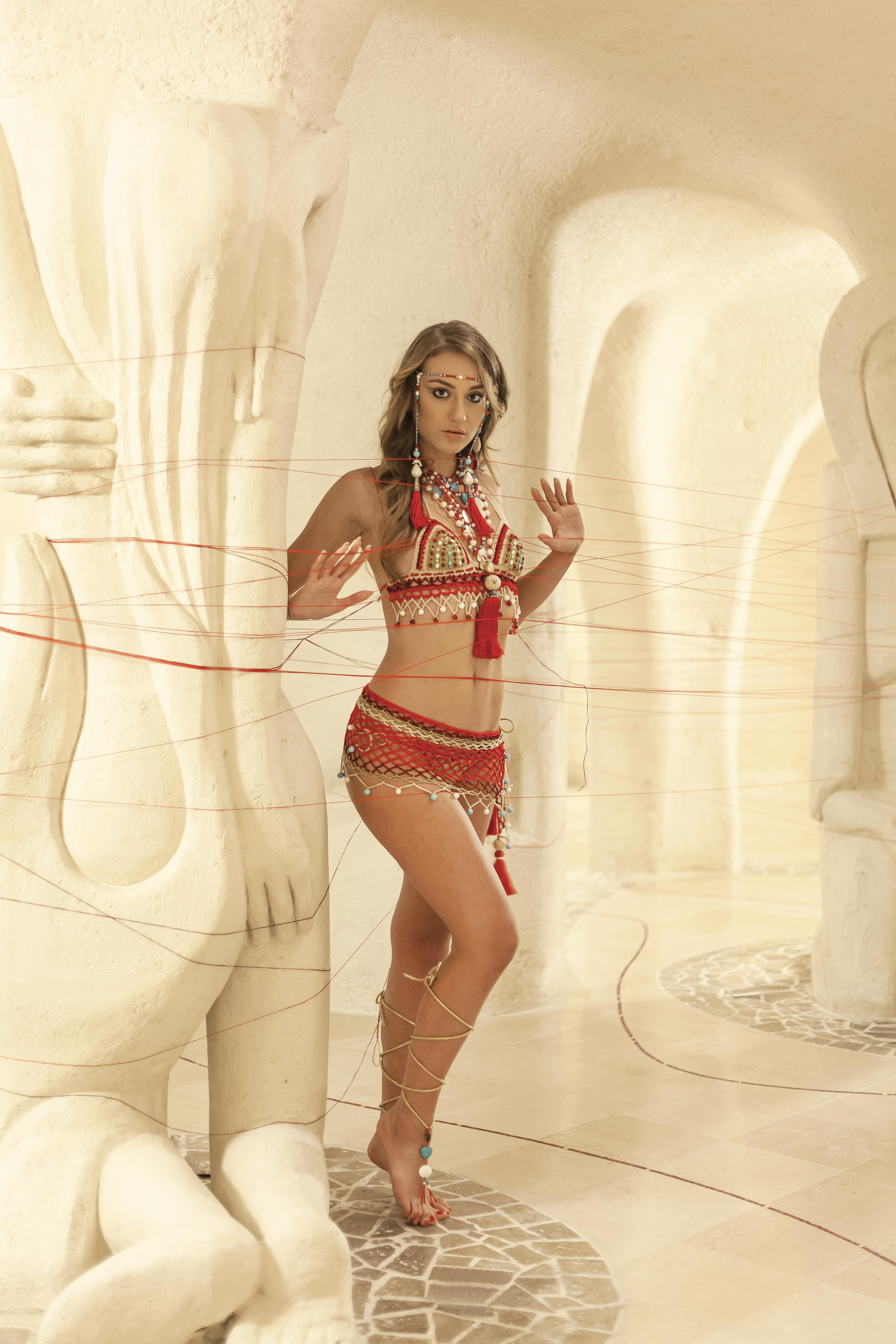 Skiuma luxury beachwear