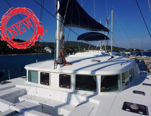 Vacanze in catamarano in Grecia ionica
