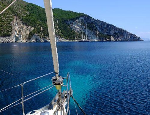 Vacanze a vela in Grecia con skipper