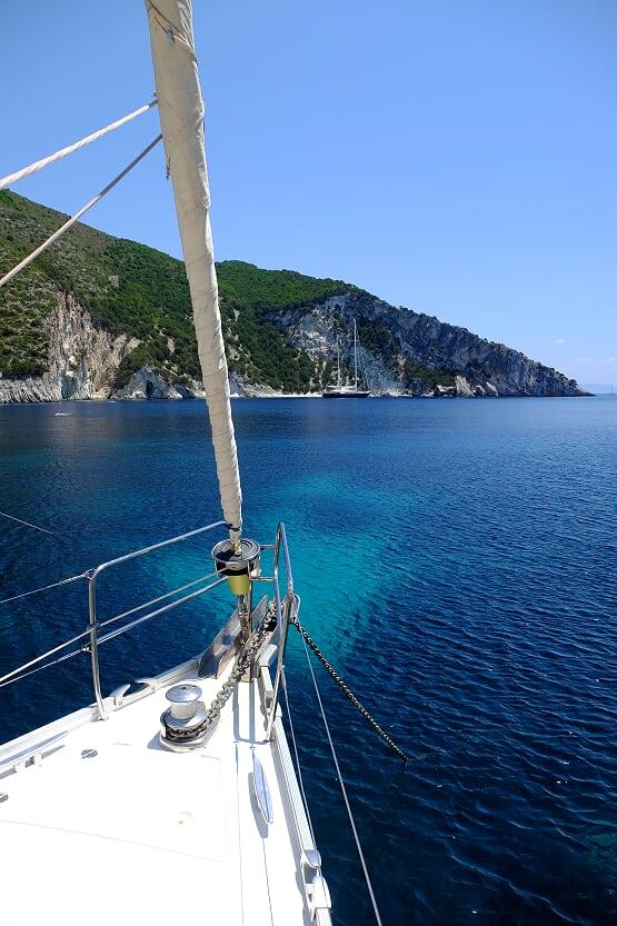 Vacanze a vela in Grecia
