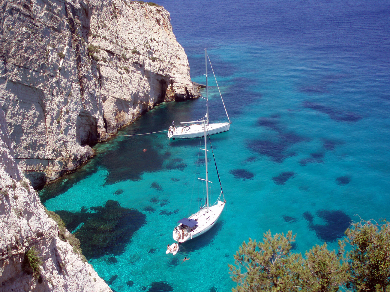 Crociere e vacanze in barca a vela