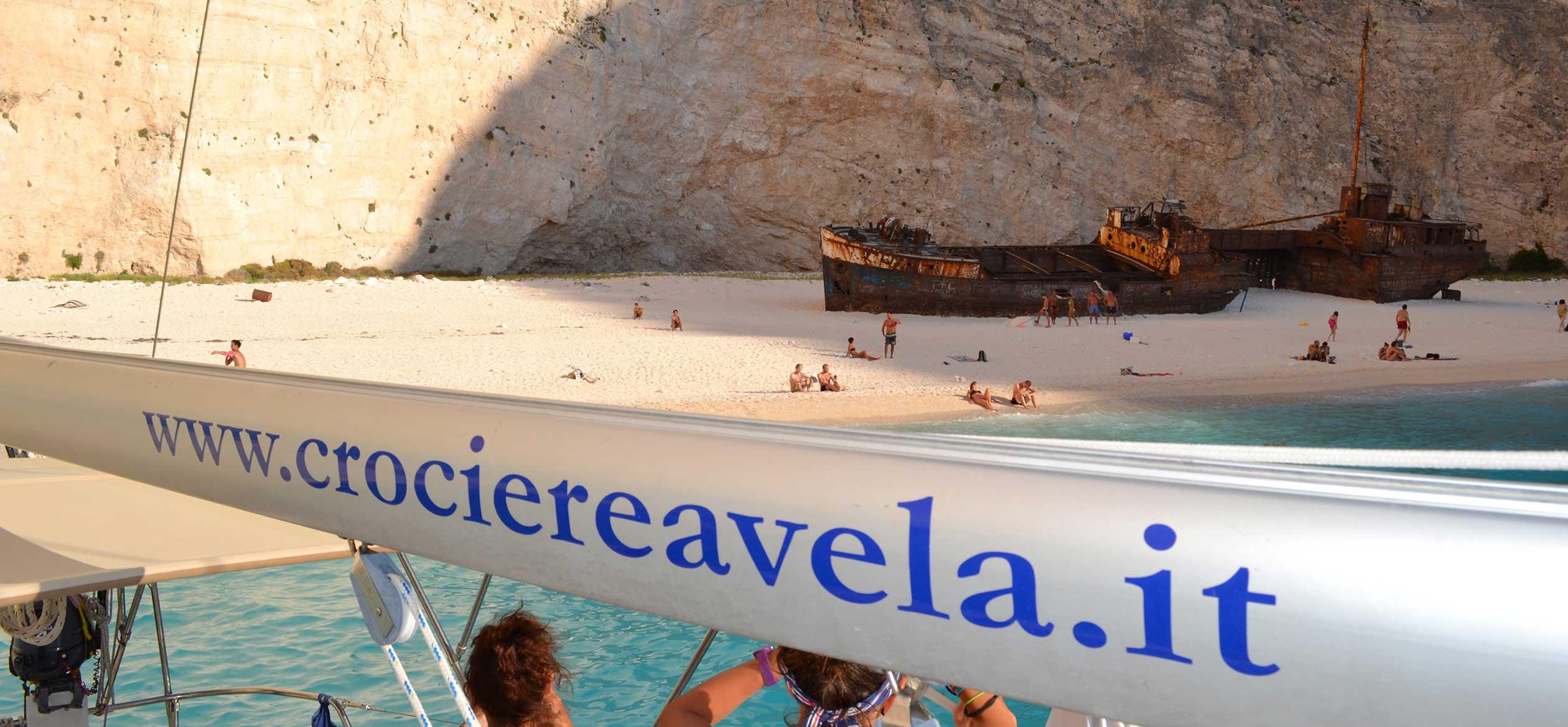 Grecia ionica Crociere in barca a vela